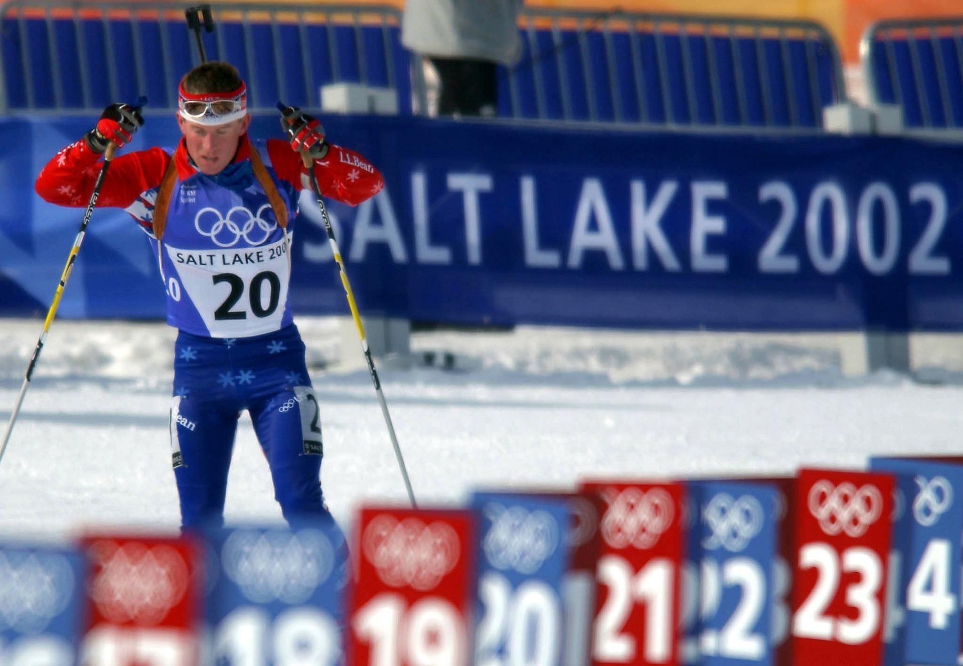 Skiskyting Image